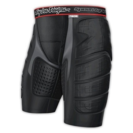 Troy Lee Designs Protektor-Short LPS 7605 Schwarz Gr. M -